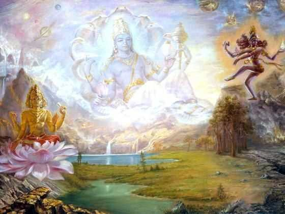 Brahma Visnu Siva