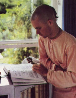 Daily Study of Vedic Scriptures