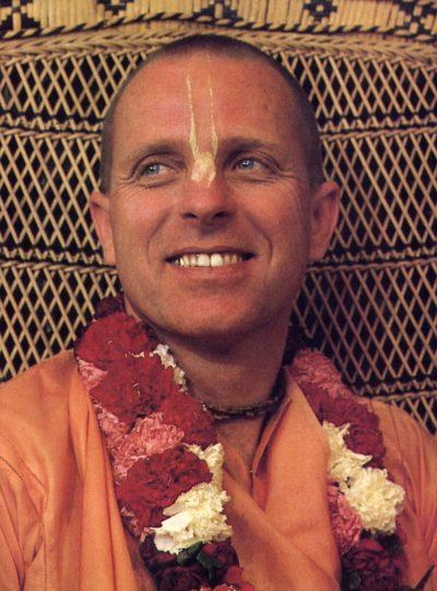Srila Bhavananda Gosvami