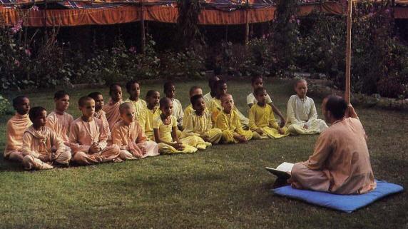The Bhaktivedanta Gurukula School