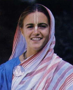 Krsna Devi Dasi