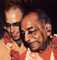 How I Met My Spiritual Master  by Srila Tamal Krishna Goswami