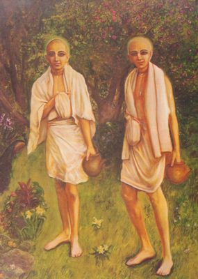 Ministers of a Higher Order by Dravida Dasa