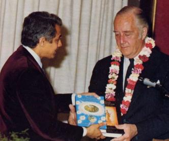 Senator Charles Mathias