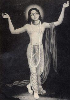 Sri Caitanya Mahaprabhu (A.D 1486-1534)