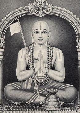 Srila Ramajujacarya (A.D. 1017-1137)