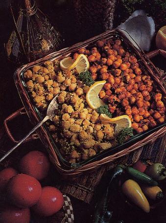 Kentucky Fried Chickpeas