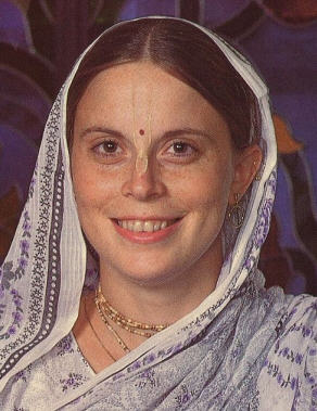 Now I Know Why by Krsnamayi Devi Dasi