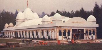 ISKCON Vancouver Temple