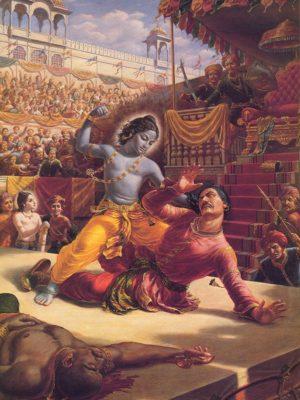 When God Takes Sides by Ravindra Svarupa Dasa