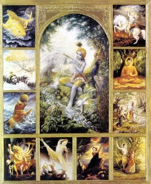 Why God Descends by His Divine Grace A.C. Bhaktivedanta Swami Prabhupada