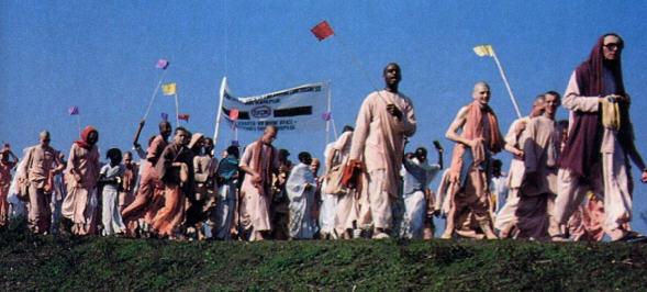 The Miracle of Mayapur by Mathuresa Dasa