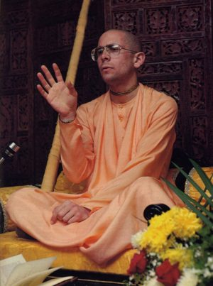 There Cannot be Any Peace by Srila Ramesvara Swami