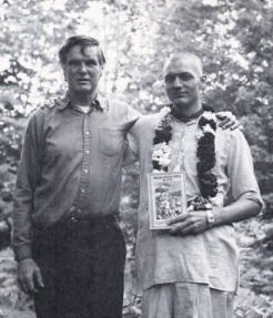 The Death of My Father by Brahma Muhurta Dasa