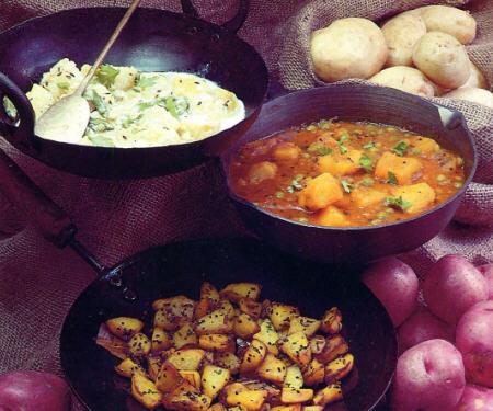 One Potato, Two Potato, Three by Visakha Devi Dasi