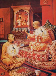 To Know the Unknowable by His Divine Grace  A.C. Bhaktivedanta Swami Prabhupada