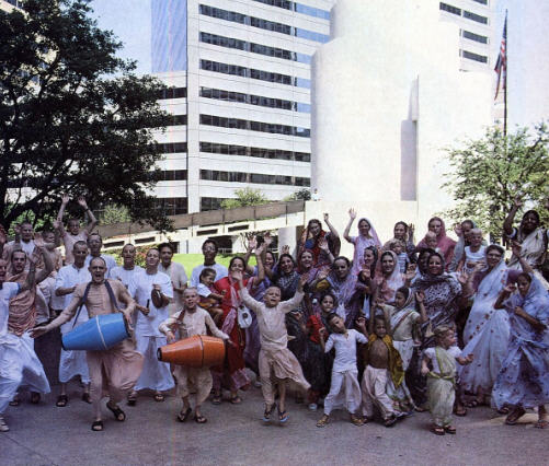 Krsna In The Heart Of Texas by Krsnamayi Devi Dasi