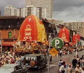 Festivals of Chariots