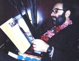 Devotee Dine Author Umberto Eco
