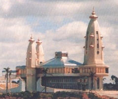 ISKCON South Africa Temple
