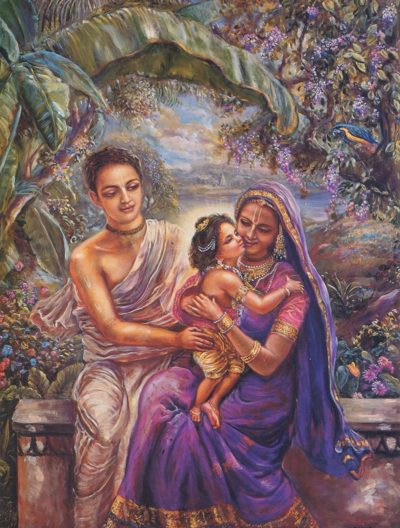 The Glories of Lord Caitanya, Part 2 by Mandalesvara Dasa