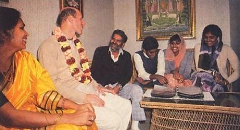 Mahatma Dasa Talks With ISKCON life