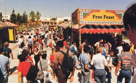 The Festival of India at San Diego
