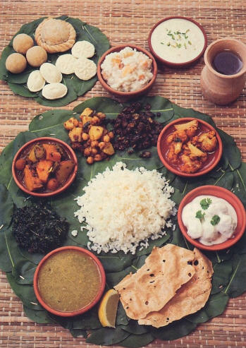 A Feast for Lord Caitanya by Visakha Devi Dasi, Yamuna Devi Dasi