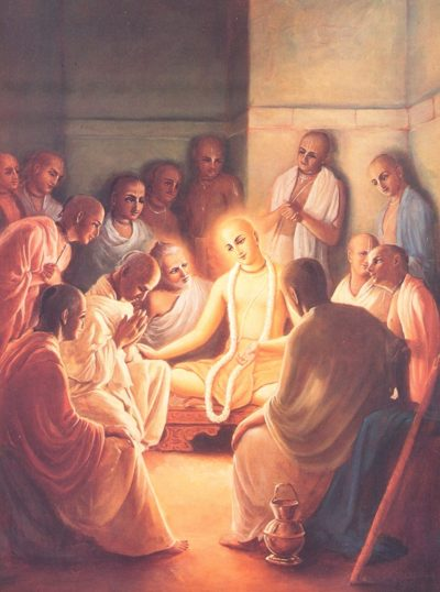 The Glories of Lord Caitanya, Part 3 by Mandalesvara Dasa