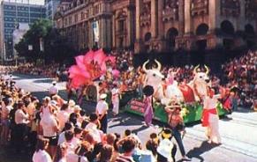 Melbourne Parade