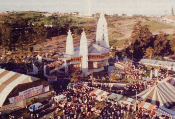 ISKCON Temple in South Africa