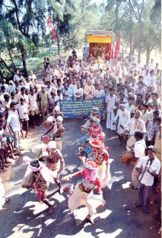 Entering Orissa by Jayadvaita Swami