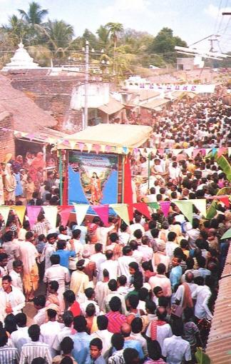 Padayatra in Orissa