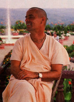 The Heart's Desire by His Divine Grace Kirtanananda Swami Bhaktipada