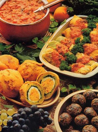 Krishna Conscious Food