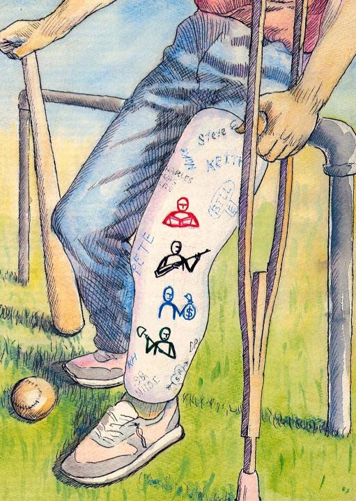Baseball, Caste, and the Whole-Hog Syndrome