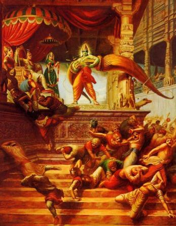 Lord Ram Laxman And Sita