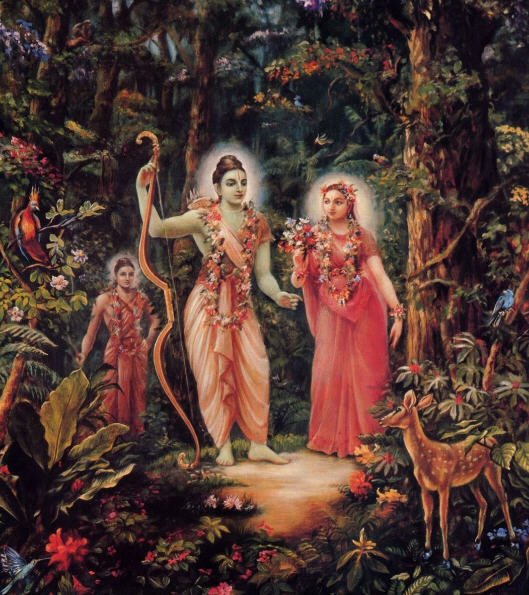 The Triumph Of Lord Rama  by Satsvarupa Dasa Goswami
