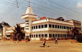 ISKCON's New Temple in Mombassa, Kenya