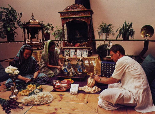 An Open House With An Open Heart by Visakha Devi Dasi