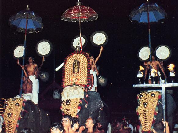 Guruvayur by Jagatguru Swami