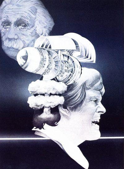 The Science, the Bomb and the Bhagavad-gita by Drutakarma Dasa