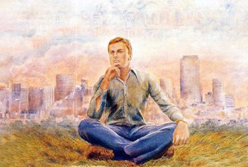 Meditation For the Modern Age by Drutakarma Dasa