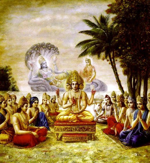 The Advent Of Lord Krsna by Amala Bhakta Dasa