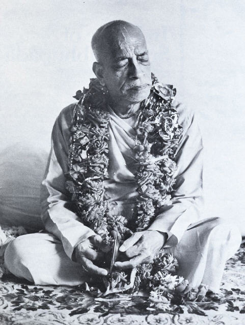 In Praise of Srila Prabhupada by Ajitananda Dasa