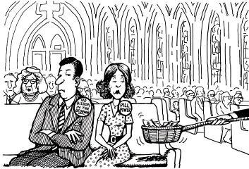 Church Control or Self Control