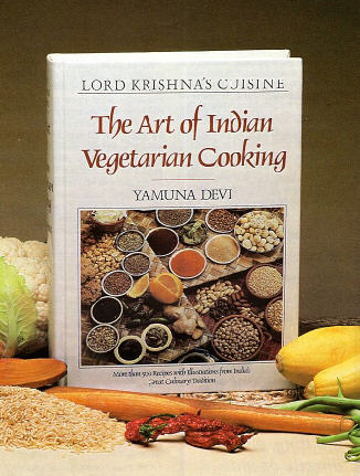 The Art of Indian Veg.Cooking