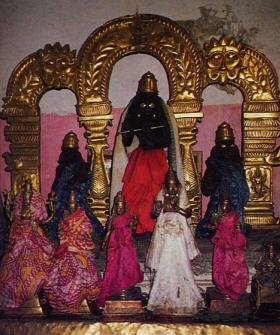 Deities of Sri Kakulam