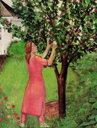 ISKCON Painting