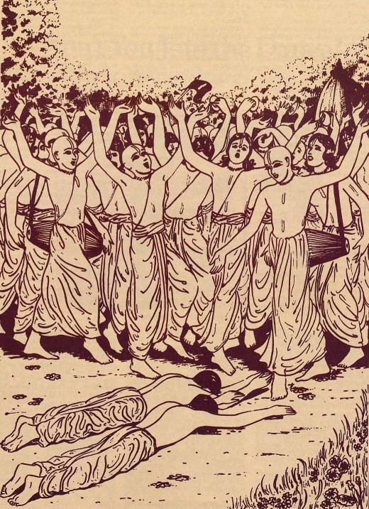 The Mercy of Lord Chaitanya
